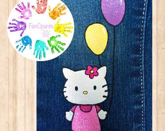Hello Kitty Birthday Jeans
