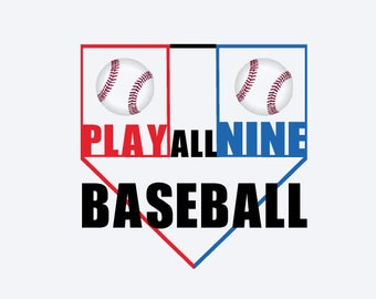 Baseball Academy/ Sports logos