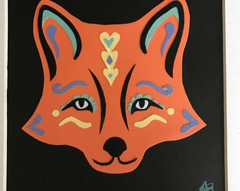 Customized Paper Cut-Out Animal