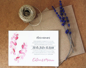 Sprig invitation