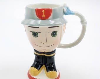 Fire Fighter Mug