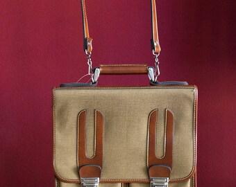 Original 70's Vintage Briefcase brand new