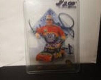 Autographed Jeff Gordon Collectors Card