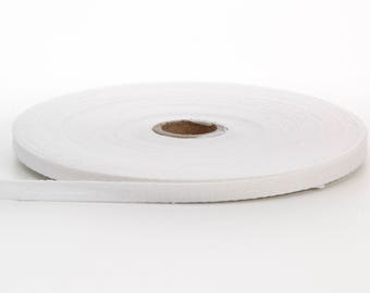 Twill tape, 1/4-inch Wide, 36 yds, White