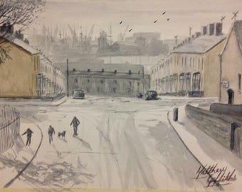 Margaret Street, Eastside, Swansea
