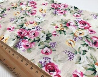 Clara - Beige - 100% lightweight cotton fabric