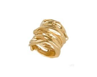 Gold Free Ring