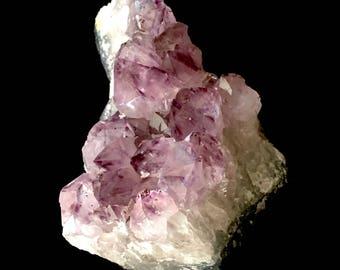 Arkansas Amethyst Quartz Crystal