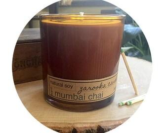 Mumbai Chai Soy Candle