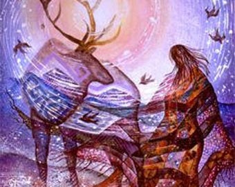 Ancestral Healing - Clearing Patterns passed down the Generations - Shamanic Healing