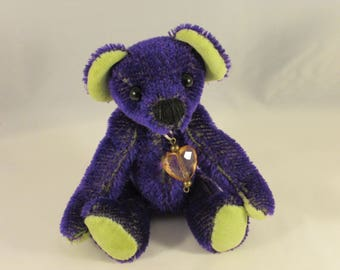 "OOAK bear  6"" tilly"