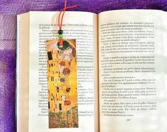 Bookmark-The Kiss Klimt