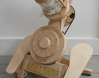 Spinolution Hopper Spinning Wheel