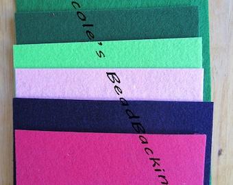 Nicole's BeadBacking NBB 12x9 Beading Soutache Painting Multimedia Art Fabric Textile Art Supplies