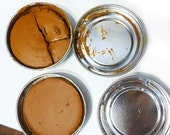 SALE - 2 Cans Rusted Color Gilders Paste - Metal Color Paste- Jewelry Vintage Look