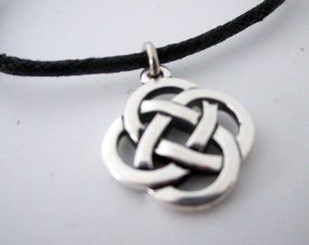Adjustable Celtic Knot Bracelet