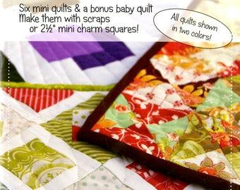 Micro Mini Quilts