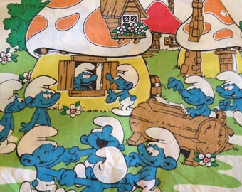 Awesome Smurf Sheets