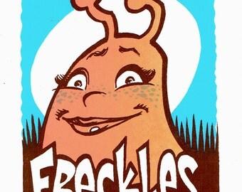 Freckles - Stuff I Like series