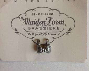 Vintage Bra Maidenform Lingerie pin