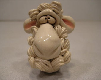 Happy  White Sheep  pipe  .....