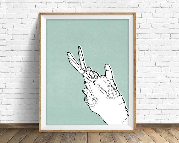 "drawing, anatomy, abstract, art prints, wall art, large wall art, large art, abstract art, modern, minimalist, wall decor - ""Cut & Paste"""