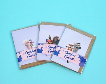 Comfort Courier Card Pack