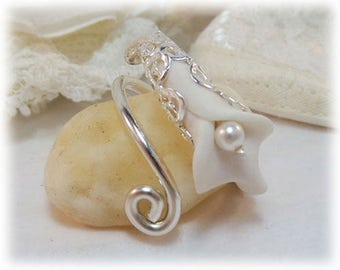 Calla Lily Ring - Calla Lily Jewelry - Several Colors