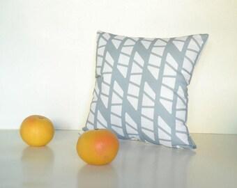 Ice blue cover, Scandinavian pillows, Nordic pillows, Spring decor pillows, Teal pillow cover, Geometric pillows, Mediterranean style