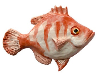 Fish wall hanging - Boarfish