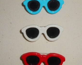 Vintage Sunglasses Pins