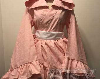 Akemi Kimono Dress