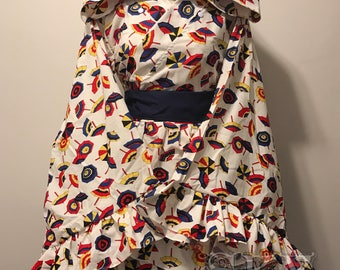Anda Kimono Dress OOAK