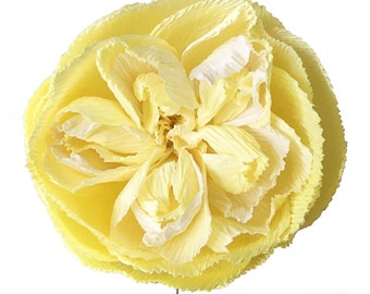 Handmade crepe paper Juliet rose