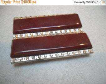 30% OFF Spring Cleaning VINTAGE  Belt Buckles 1920s Gatsby Art Deco - Vintage Belt Buckles - Burgundy