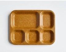 SALE Cafeteria Tray Army Tray Mess Hall tray food tray Plastic Tray Vintage Army Tray Molded Plastic Heavy Duty