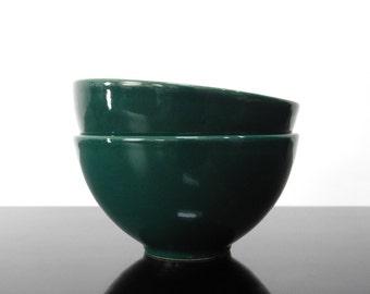 Two little Ceramic Bowl / Arabia Finland Kilta / Kaj Franck / Vinatge