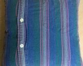 Men's Buttonup Shirt Pillow -Memiry Pillow