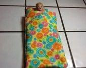 Barbie sleeping bag and pillow
