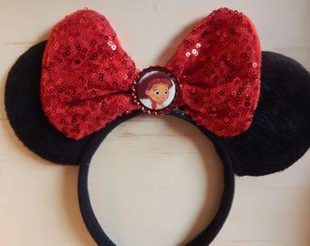 Disney Inspired Mickey Ears Toy Story