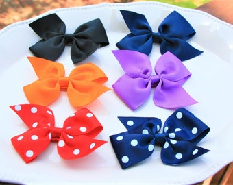Basic Bows - Solids & Dots