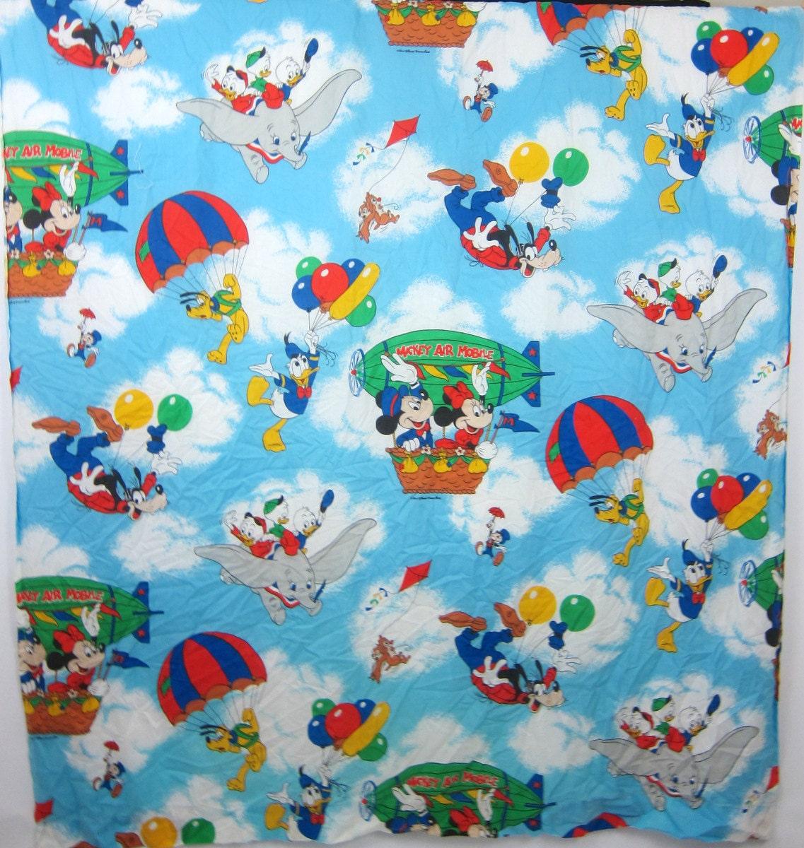 Vintage Disney Fabric