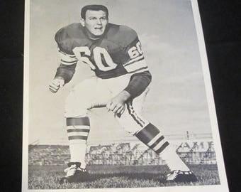 Roy Winston 8x10 Press Photo Vintage 1960's  Minnesota Vikings Linebacker