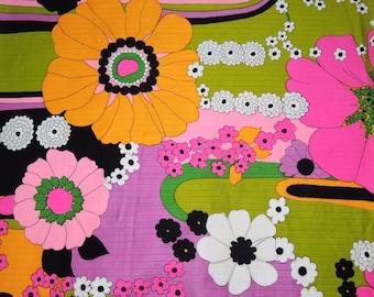 Flower Power MAXI Skirt
