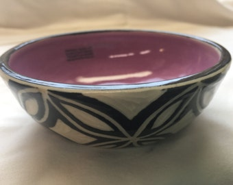 Small Purple Bowl