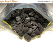 Sale Save 20% Activated Charcoal for terrariums-2/3 cup or 6 oz bag of charcoal-soaps-Terrarium supplies