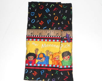 Crayon Case, Travel Activity Case, School, Storage Case,