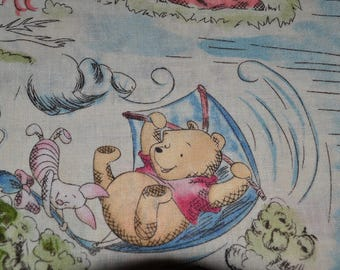 Winnie the Pooh Fabric by Disney for Springs Creative (by the yard)