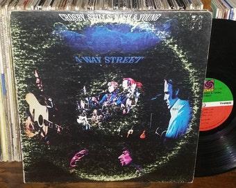 Csny Vinyl Etsy