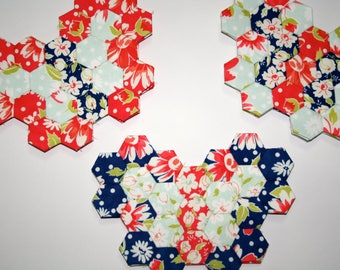 closing Down Sale Fig Tree Quilts Coney Islands Hexagon Butterflies English Paper Piecing